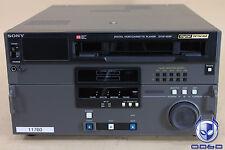 Sony Digital Betacam DVW-522P Digital Videocassette Player (no.9)