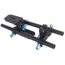 5mm Rail Rod Support for Follow Focus Rig DSLR Matte Box Mattebox Camera A14
