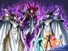 !!Los Caballeros Del Zodiaco: La Saga de Hades En Español Latino ( 11-DVD's)!!!