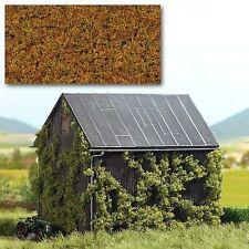 (1m²=114,40€) BUSCH 7347 Foliage, 3-farbig mittelbraun, 150 x 250 mm