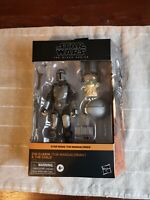 "Hasbro Star Wars 6"" Black Series The Mandalorian DIN DJARIN & THE CHILD new"