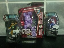 monster high toy bundle