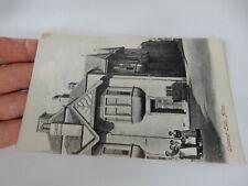 More details for clackmannanshire postcard vintage  alloa  faults noted  deliminating damp  union