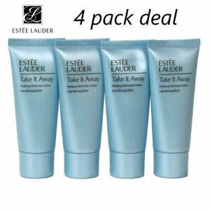 Estee Lauder Take It Away Makeup Remover Lotion 1 Fl Oz/ 30ml each (4 oz total)