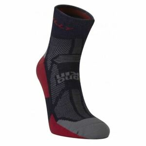 Hilly Off Road Merino Wool Comfort Cushion Running & Sports Anklet Socks