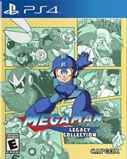 Mega Man Legado Colección (usa) PS4 Juego Nuevo