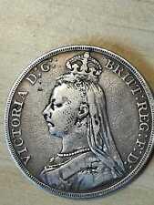 1889 Victoria Crown