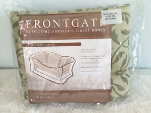 FRONTGATE Sofa Seat Cover. Style #: 44103. Color: Ashley. NEW.