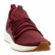 Puma Nrgy Neko Knit  Casual Running  Shoes - Red - Mens