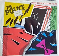 """Music Vinyl Record: The Police """" Don/t Stand So Close To Me"""" 1980 (45/Single)"""