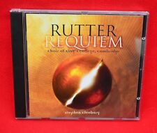 EMI CLASSICS:   JOHN RUTTER REQUIEM - BEAUTIFUL LIGHTLY PLAYED CONDITION!