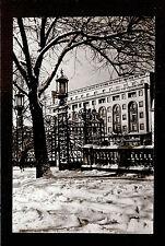 QSL Radio Bucharest Romania 5990 kcs Hotel Athenee Palace Shortwave DX SWL 1974