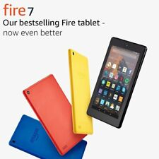 """Authentic Sealed Kindle Fire 7 Tablet with Alexa,7"""",8 GB, Black"""