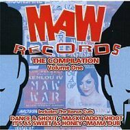 Various Artists - Maw Records: Compilation 1 - CD Album