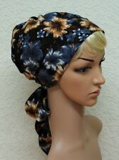 Women's head snood, hair wrap, bad hair day head wear, tichel, head scarf