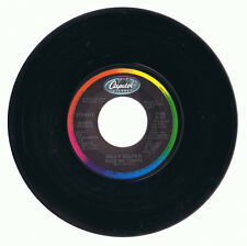 Lot of 5 45-RPM Records - Billy Squier, Bryan Adams, Jane Child, Michael Bolton