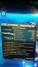 Borderlands 3 -(ps4) Dastardy Hellwalker x60 (Mega Damage)(S.J Mods)L 60