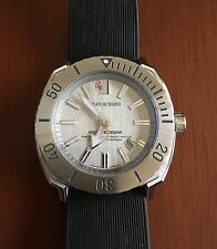 "JeanRichard Aquascope Mens Automatic Diving Watch ""BNY"" Limited Edition Version!"