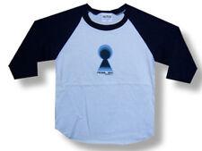 Pearl Jam-(RARE)-Keyhole-Girl's Junior 3/4 Sleeve Medium T-shirt