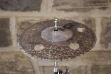 "Zion Cymbals 10"" Dark Fury Splash Cymbal"