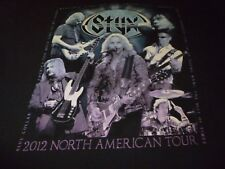 Styx Tour Shirt ( Used Size L ) Very Good Condition!