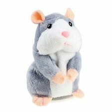 New listing Talking Hamster Plush Toy Repeat What You Say Funny Kids Stuffed Toys Talking.