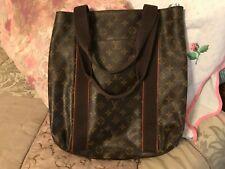 Louis Vuitton LV Monogram Tote Bag Beaubourg Browns DU0029