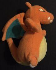 Charizard Hasbro Pokemon Plush Bean Bag Toy 1999 Original Kanto Dragon RARE