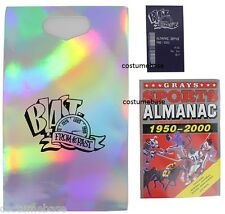 Bttf Grays Sports Almanac 1950-2000 Book Back to the Future props Marty McFly Us