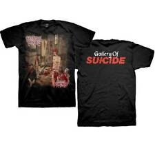 CANNIBAL CORPSE - Gallery of Suicide - T-shirt - Size Small - L - DEATH METAL