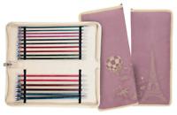 """KnitPro """"Royale"""" Single Point Knitting Needles Set (25cm, 30cm or 35cm Sizes)"""