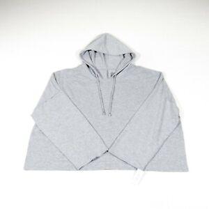 Gilligan & Omalley Sleepwear Womens Sz XL Gray Soft Oversize Hoodie