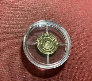 Liberia 10 Dollars 2005 Gold stgl. - Krügerrand