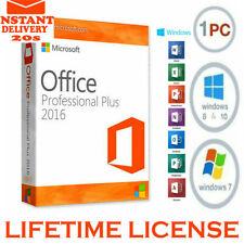 Office 2016 Professional /Pro Plus Key Lebenszeit Vollversion Deutsche