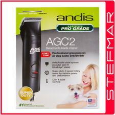 Andis Dog CLIPPERS AGC2 ProClip 2 Speed AU240v #10 Blade Pet Grooming Wahl Oste
