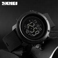 SKMEI Watch Mens/Womens Watches Waterproof Sport Outdoor LED Digital Wristwatch