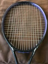 Prince Graphite Authority Oversize Widebody Tennis Racket Racquet New Grip 4 3/8