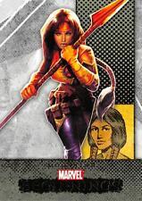 MOONSTAR / Marvel Beginnings Series 1 BASE Trading Card #138