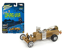 Johnny Lightning Barris Drag-U-La  The Munsters 1-64 scale