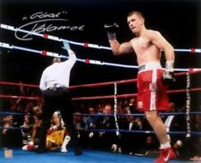 "TOMASZ ""GORAL"" ADAMEK SIGNED 16x20 PROFESSIONAL PHOTO - JONATHAN BANKS KO'D"