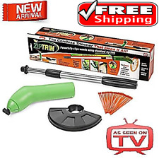Zip Trimmer Cordless Trimmer Weed Cutter Garden Edger Works with Zip LaCes Grass