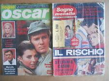 BUSTA anni 70 di 2 Fotoromanzi Sogno Oscar 312 + Sogno Mensile 103  [C93]