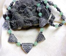 Modeschmuck-Halsketten & -Anhänger aus Edelstein natürliche