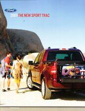 2007 07 Ford Sport Trac  Original Sales Brochure MINT