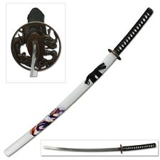 Samurai Katana Ice Dragon Bushido Japanese Warrior Sword - Carbon Steel