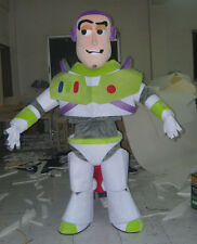 NEW Buzz Lightyear  Mascot Costume Fancy Dress Adult Suit Size R62