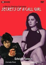 Secrets of a Call Girl (1973) NoShame Film DVD Edwige Fenech Out-of-print Sealed
