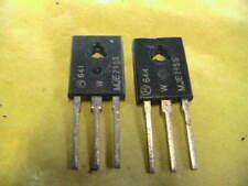 Transistor mje2955 pnp NF 70v 10a 90w 2x 12375