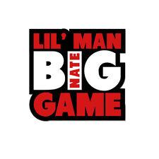 "Little Man Big Game Nate Robinson Vinyl Car Sticker Decal 4"" x 4"""