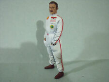 FIGURINE  1/18  GRAHAM  HILL  VROOM  A  PEINDRE  UNPAINTED  FOR  LOTUS  SPARK